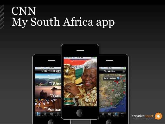 spark mobile application