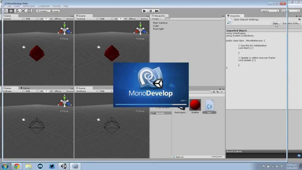 what is unity application block