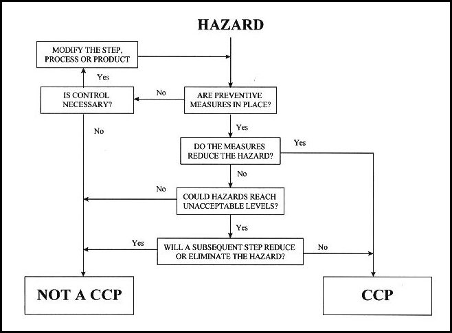 sample haccp plan