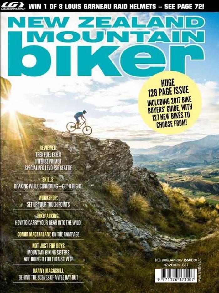 new zealand mountain biker pdf