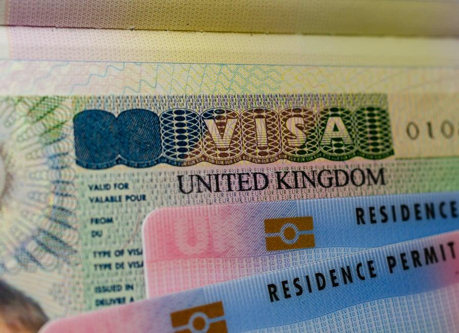 uk tier 5 visa application