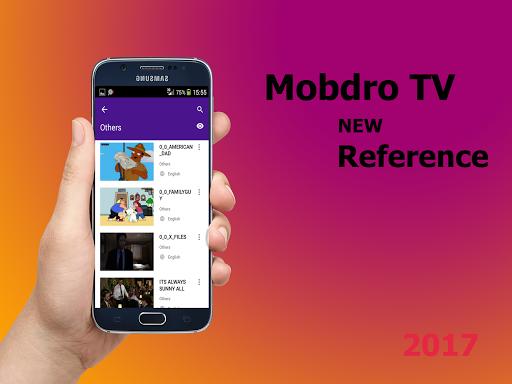 mobdro guide