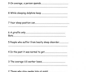 sleep hygiene test pdf
