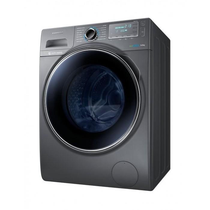 samsung 8kg front loader washing machine manual