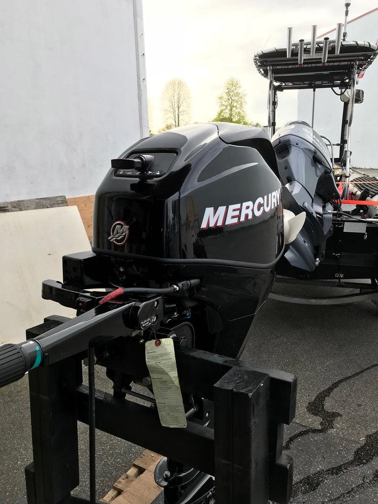 mercury 30 hp 2 stroke starter motor kit manual