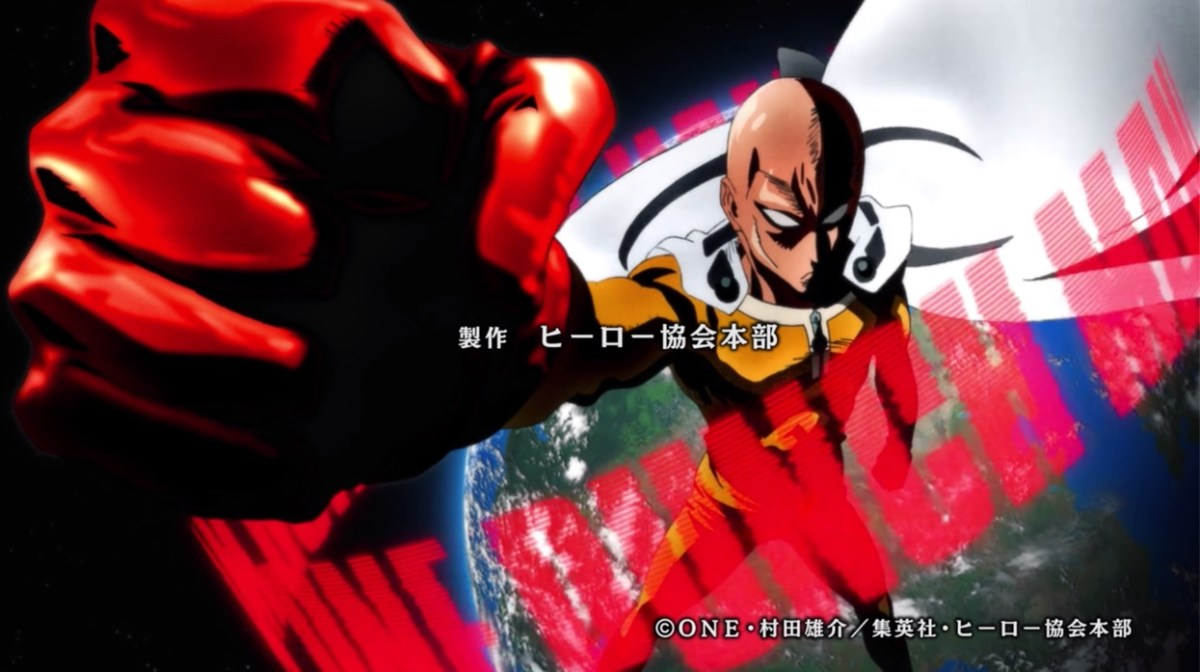 one punch man season 1 episode guide