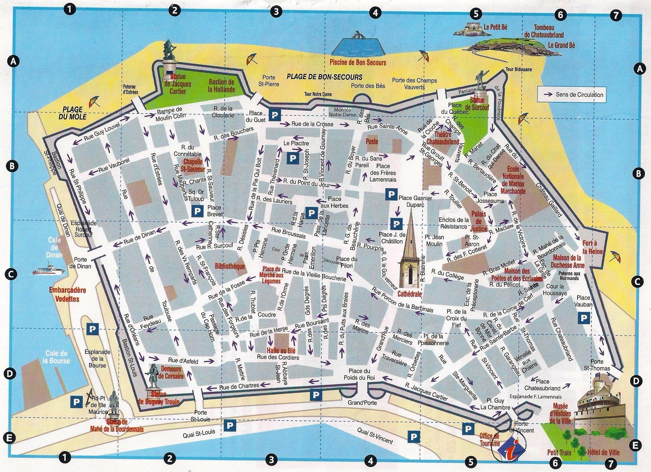 st malo map pdf