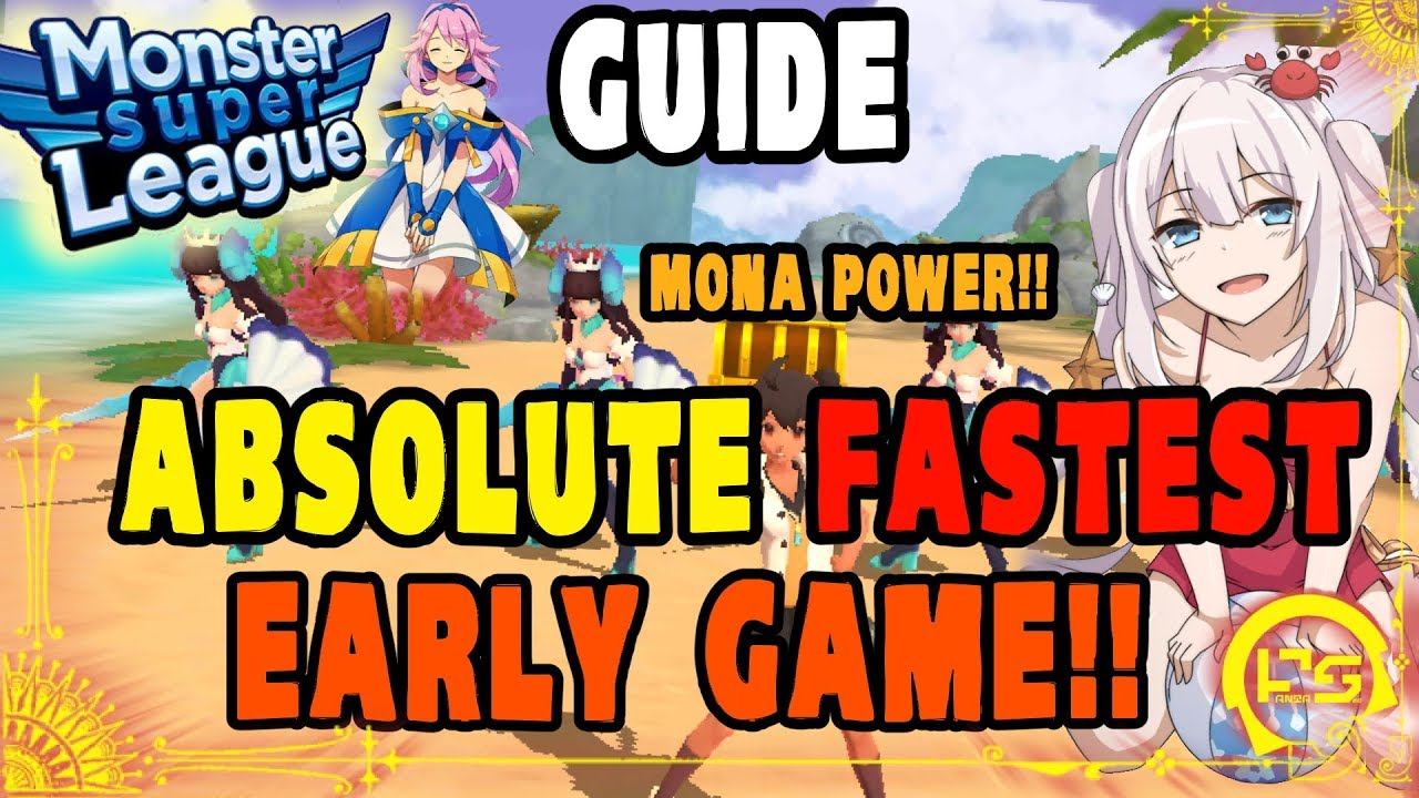 monster super league expedition guide