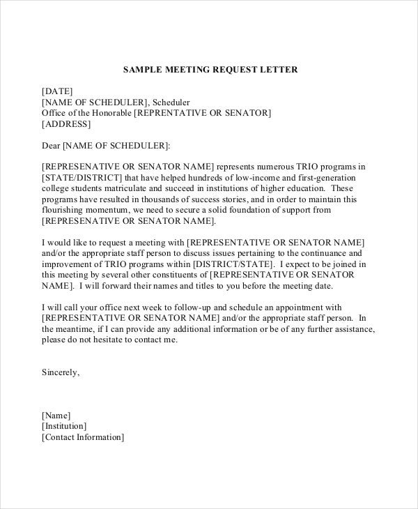 sample letter requesting partnership with an organization