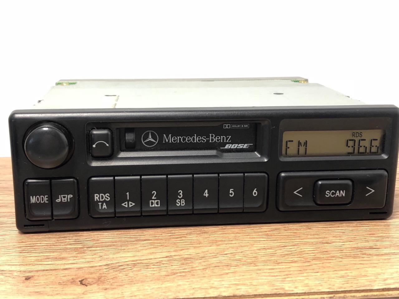 mercedes benz radio manual