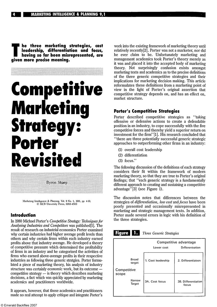 video marketing strategy pdf