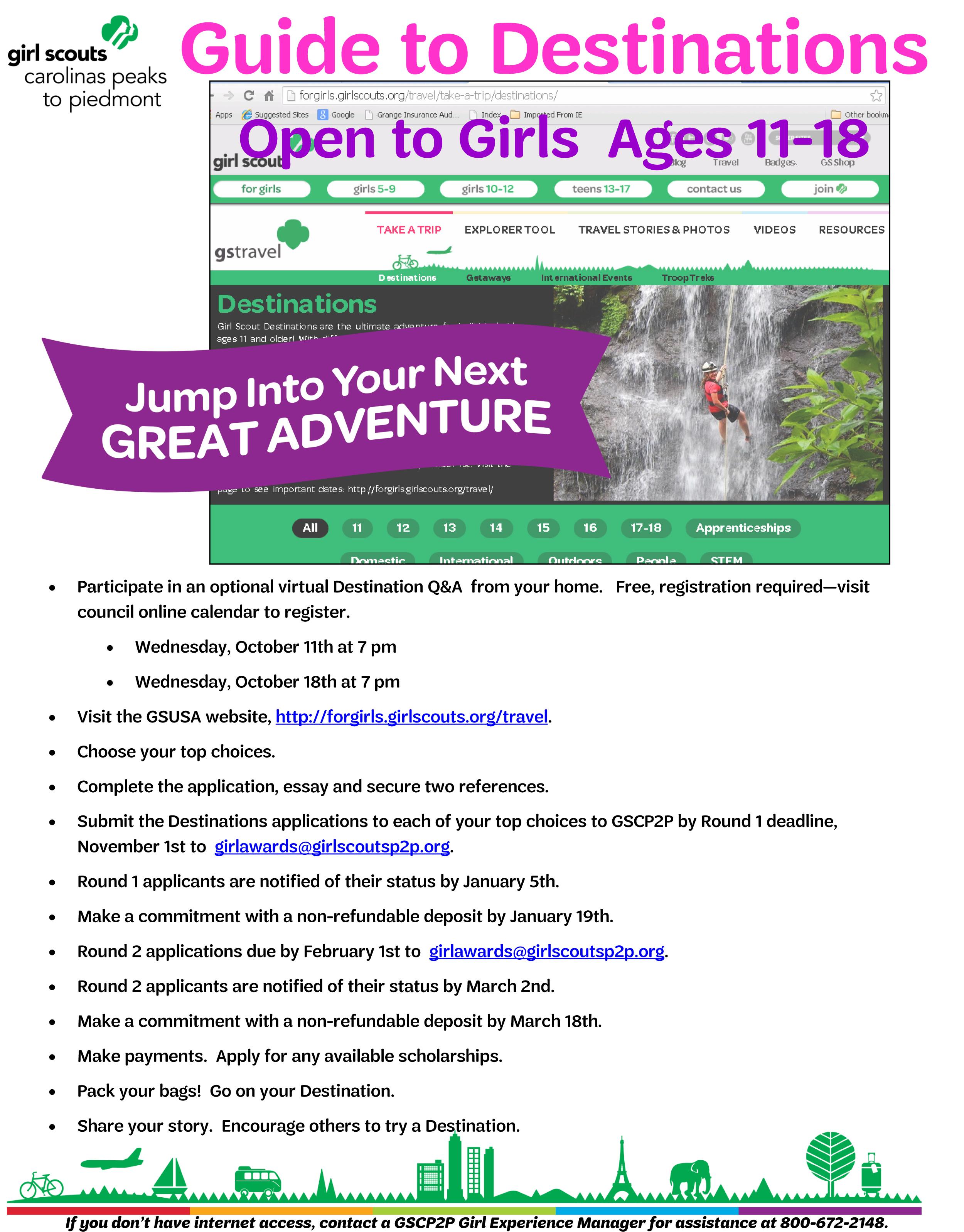 travel guide program