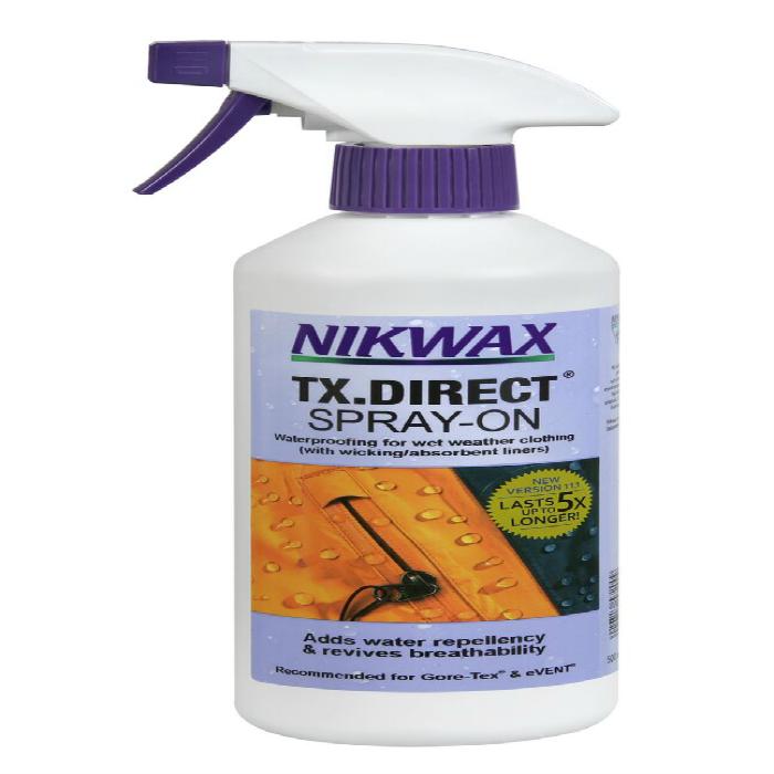 nikwax cotton proof instructions