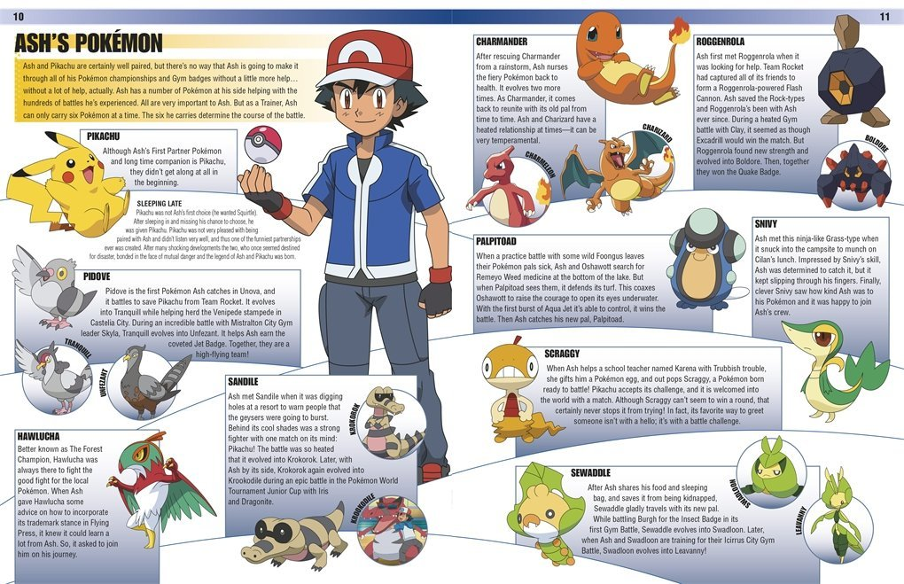 the official pokemon handbook 2
