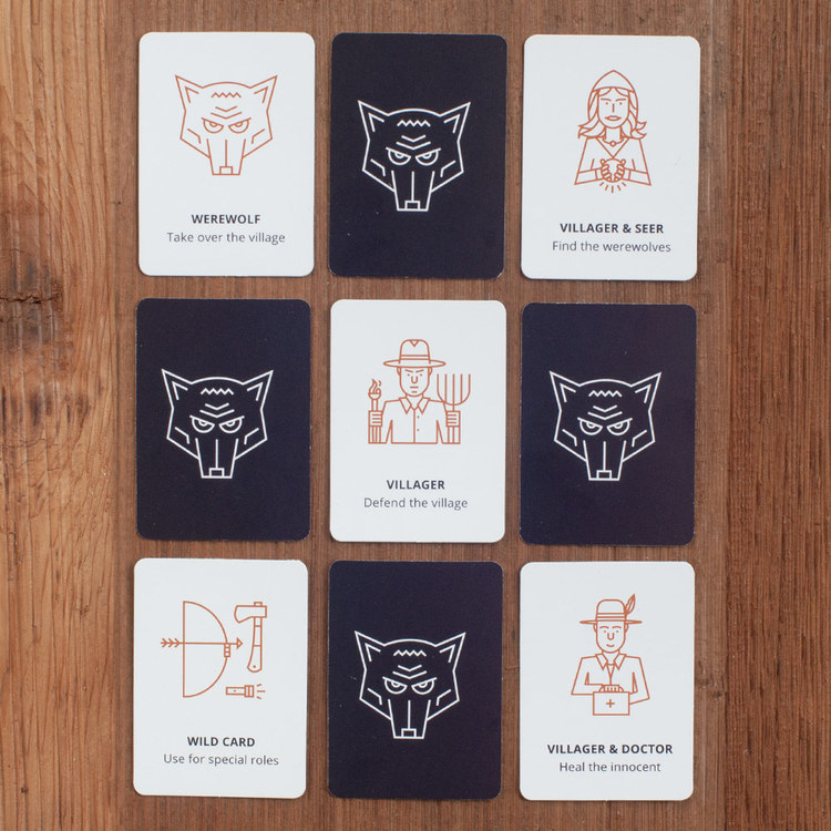 werewolf game cards pdf free