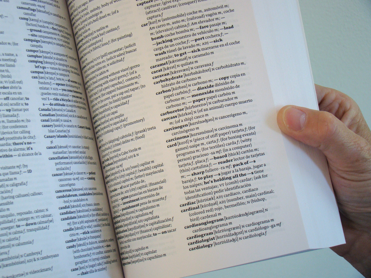 online spanish dictionary with spanish definitions