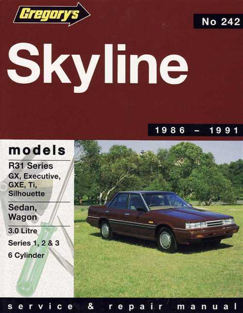 skyline workshop manual