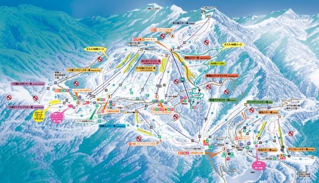 shiga kogen ski map pdf