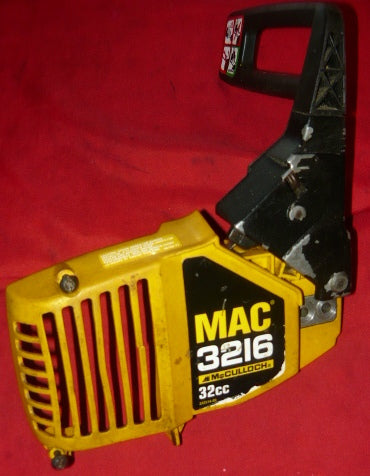 mcculloch 3214 chainsaw manual