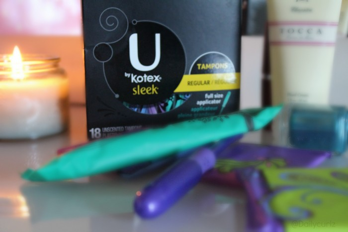 u by kotex free sample review
