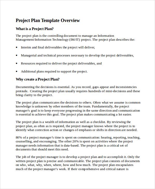 nice project documentation layout