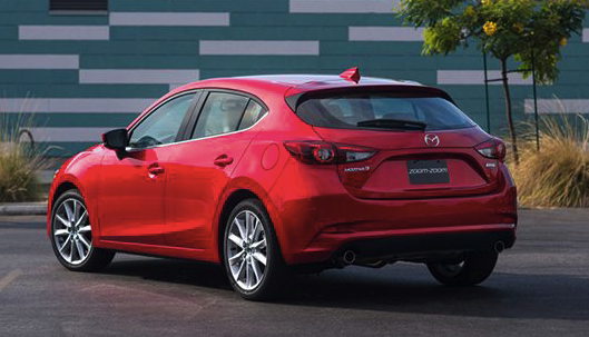 mazda 3 manual review