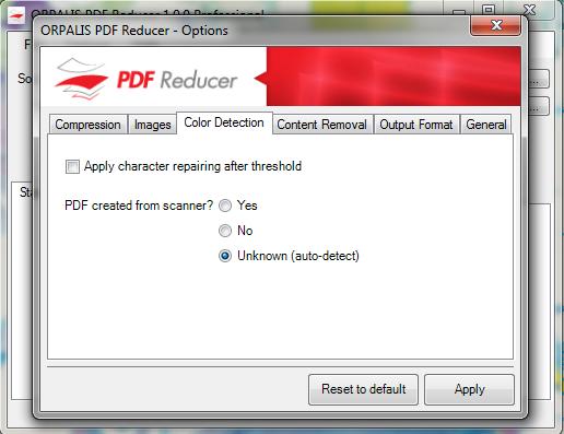 pdf image size reducer