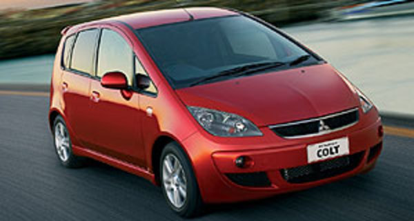 mitsubishi colt 2006 workshop manual
