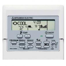 mitsubishi electric heat pump msz-ge60va remote control manual