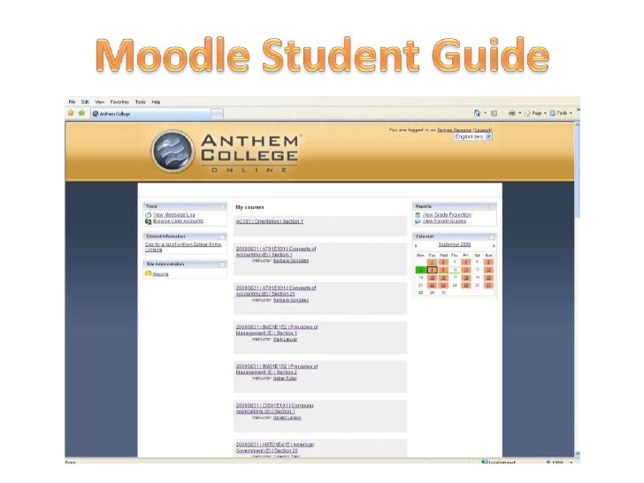 moodle turnitin student guide