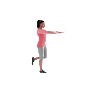 one-leg stand balance instructions