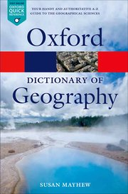 oxford dictionary ecology