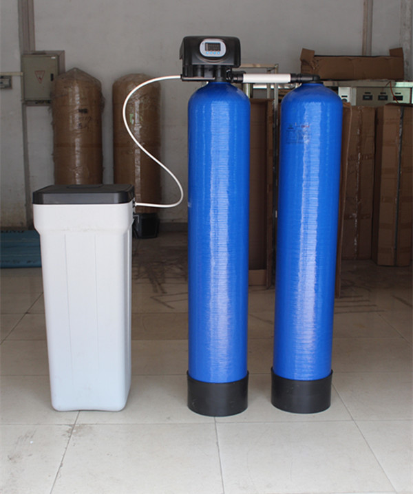 pentair whole house water filter system & salt softener instructions