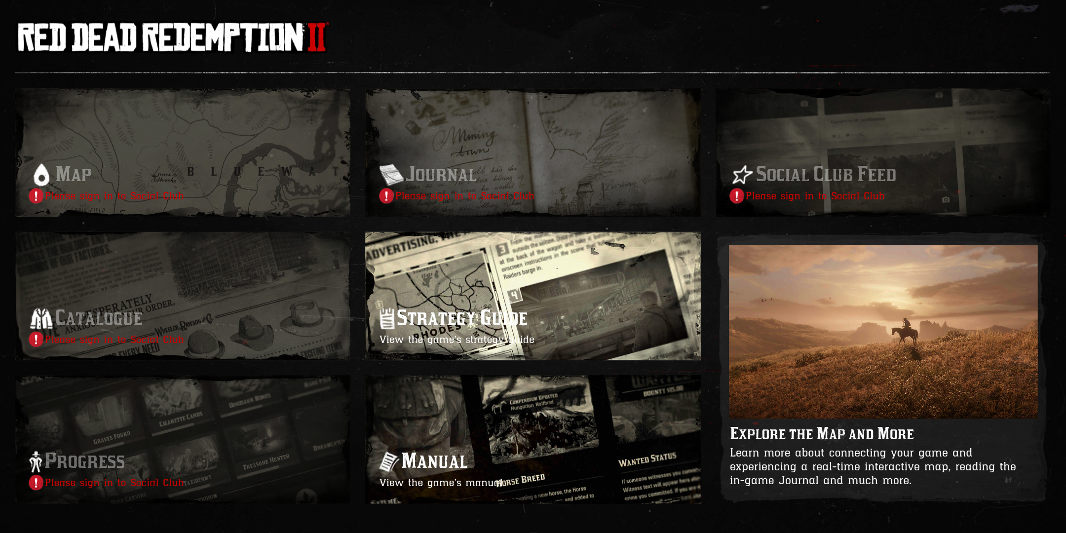 red dead redemption 2 guide digital download