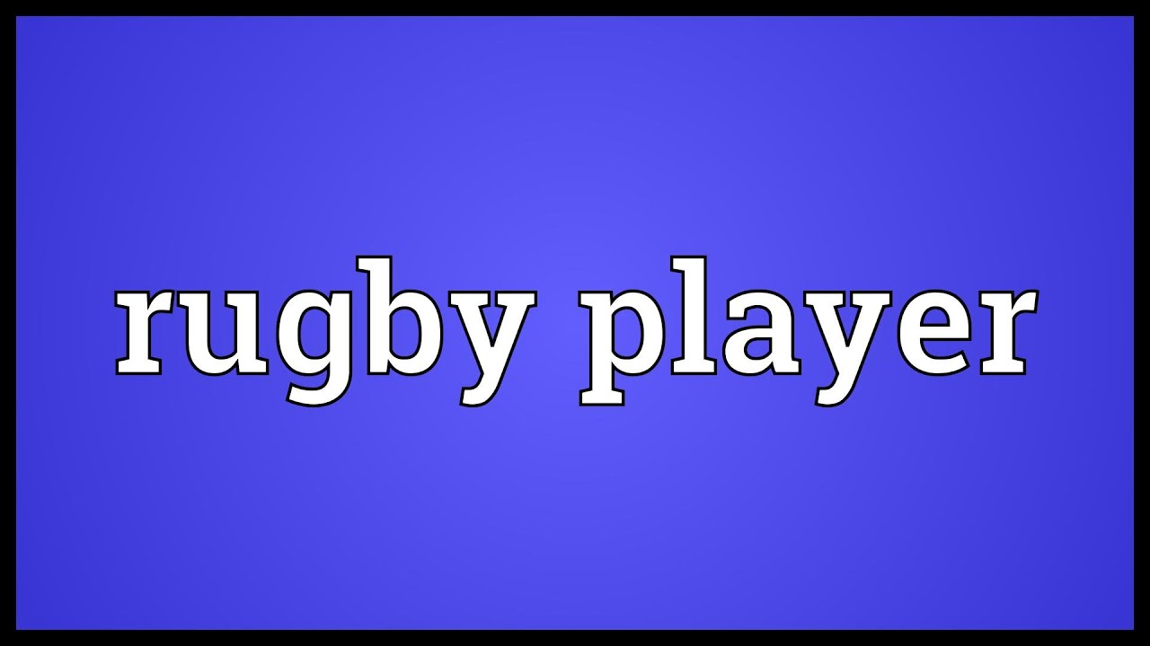 rugby dictionary