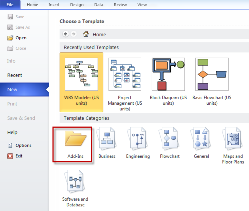 sample visio file download