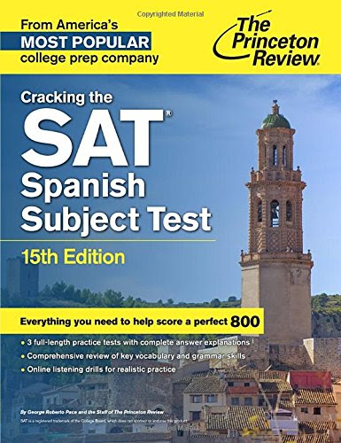 sat spanish subject test pdf