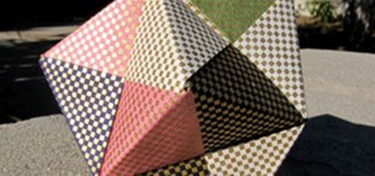 skeletal octahedron origami instructions