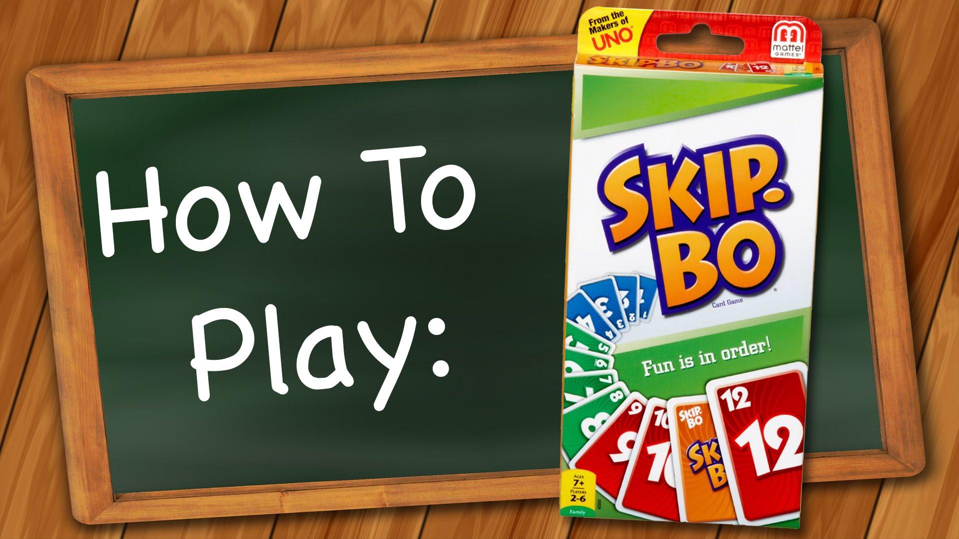 skip bo instructions