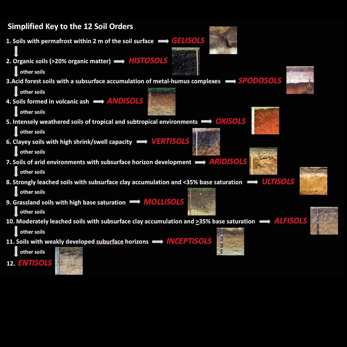 soil taxonomy pdf
