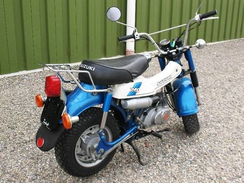 suzuki rv 50 manual