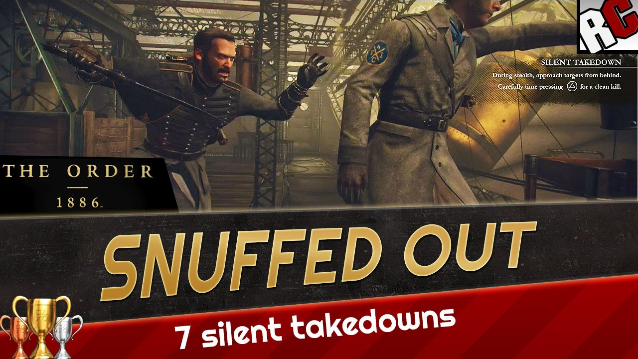 the order 1886 trophy guide collectibles
