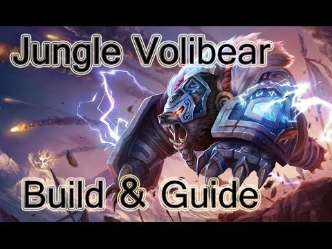 volibear jungle guide