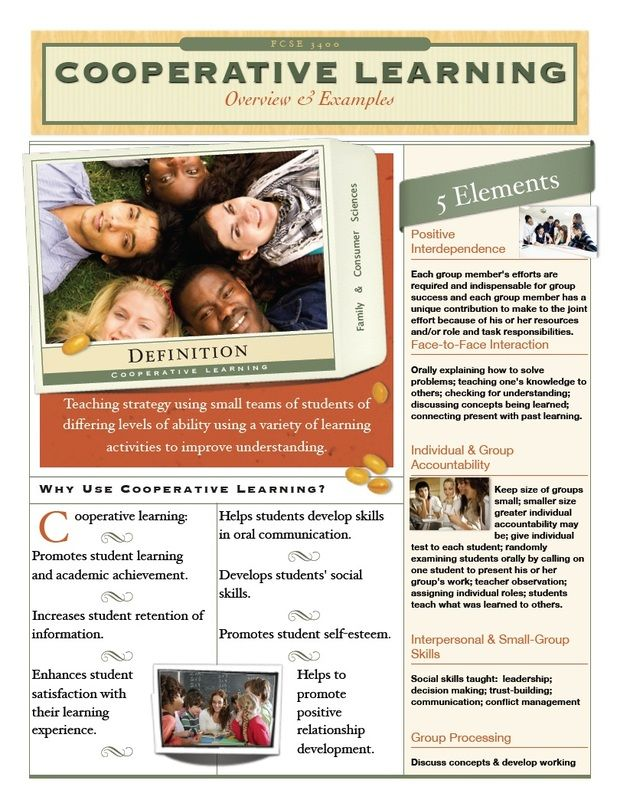 what is cooperative learning pdf